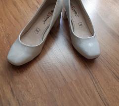 Szürke Lakk Cipő