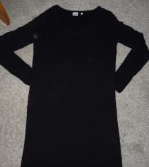 Fekete kötött ruha