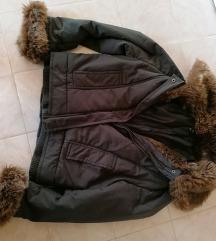 Zara Basic női kabát L -es / Vintage darab !