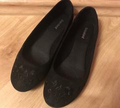 Fekete alkalmi cipő
