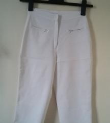 Telin Dress fehér térdnadrág, XS-es