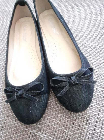 Fekete ballerina új 38