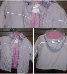 Lányka kabát 4-5 évesnek