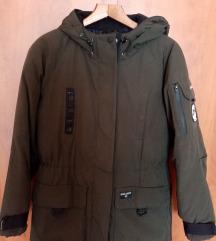 Téli termó kabát