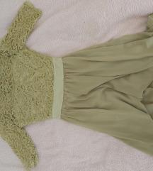 Koszorúslány ruha xs