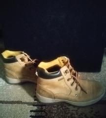 LEÁRAZVA!! /Sárga színű téli bakancs