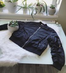 H&M bomber kabát L/XL