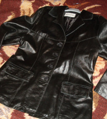 Valódi bőr kabát női