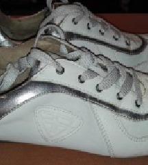 Tamaris active fehér-ezüst sneaker