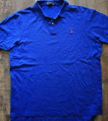 ' Ralph Lauren ' férfi pique póló, XXL-es