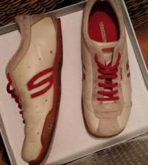 Sketchers '90-es old school bézs tavaszi cipő