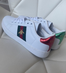 SAJÁT KÉP!  Gucci Ace cipő