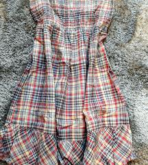 Pimkie kockás nyári ruha