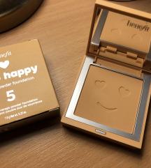ÚJ BENEFIT kompakt púderes makeup