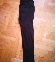 Fekete futó/ sport nadrág - M