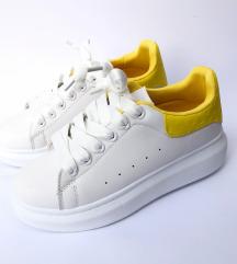 💛Fluffy Slippers LUCIE sárga 💛