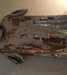 Bershka flitteres ruha