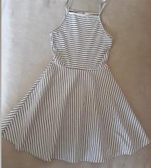 H&m-es csíkos ruha