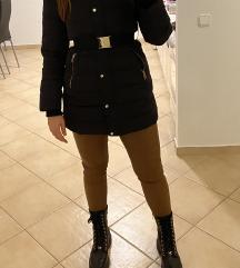 Zara fekete színű kabát