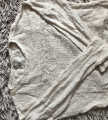 Zara vékony kötött pulcsi