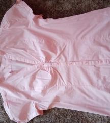 Rózsaszín blúz