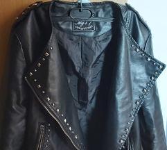 My77 bőr dzseki