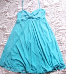Kék színátmenetes nyári ruha
