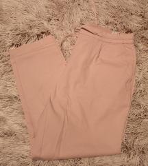 Zara halvány rózsaszín nadrág