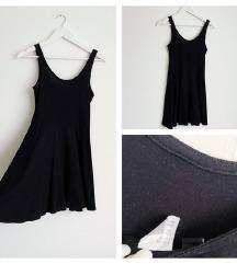 H&M 38-as fekete ruha