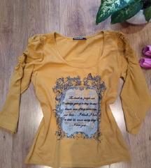 Mayo Chix - Royal - háromnegyedes ujjú póló