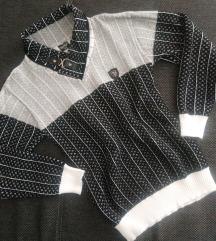 Kötött pulóver férfi