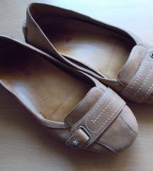 Timberland igazi bőr női cipő 37-es, világos barna