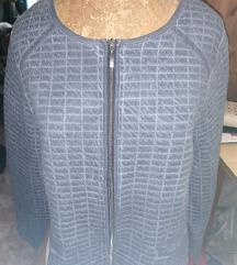 XXL-es kék kabátka