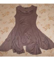Quiz különleges aszimmetrikus ruha M