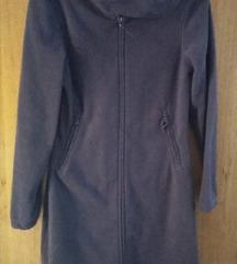 Újszerű hosszú pulóver / ruha egyedi lila