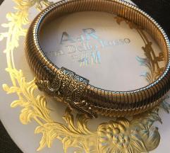 ANNA DELLO RUSSO FOR H&M arany choker nyaklánc