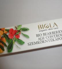 Biola Bio Bearberry szemkörnyékápoló gél