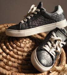 Ezüst Replay cipő ÚJ