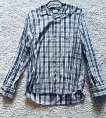 Eredeti VOLCOM márkás férfi kockás ing L