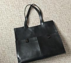 Zara bőr táska