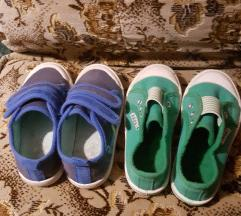 Vászoncipők 25-ös