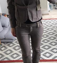 Patrizia Pepe olasz designer nadrágkosztüm