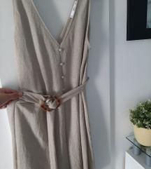 Mango bézs ruha
