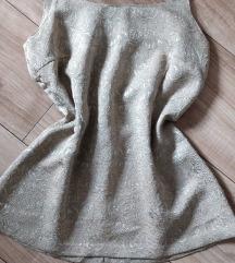 Vintage arany top