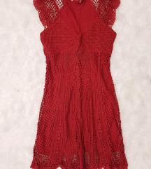 horgolt nyári ruha