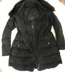 Eladó Zara hosszú téli toll kabát