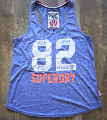 ' Superdry ' női trikó, ujjatlan, XL-es méretben