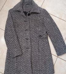 Pepita szövet kabát