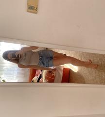Új Bershka High Waist Shorts
