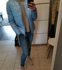 MANGO S pufi kabát